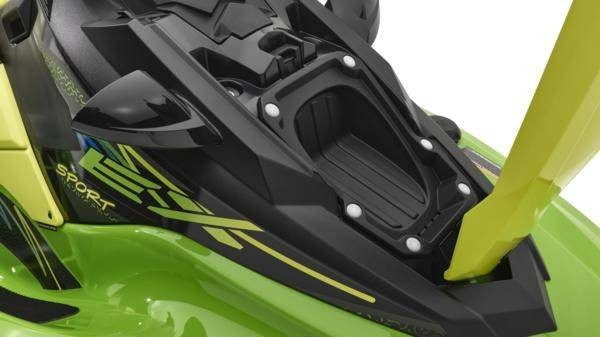 Yamaha 2021 EX Sport