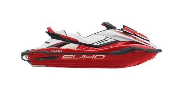 Yamaha 2021 FX Cruiser SVHO