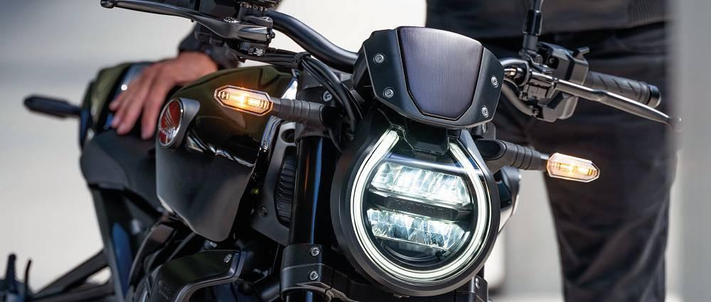Honda CB 1000 R Black Edition