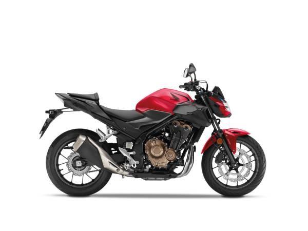 Honda CB 500 F (2021)