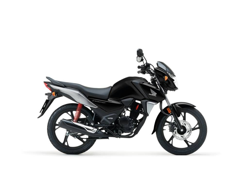 Honda CB 125 F (2021)