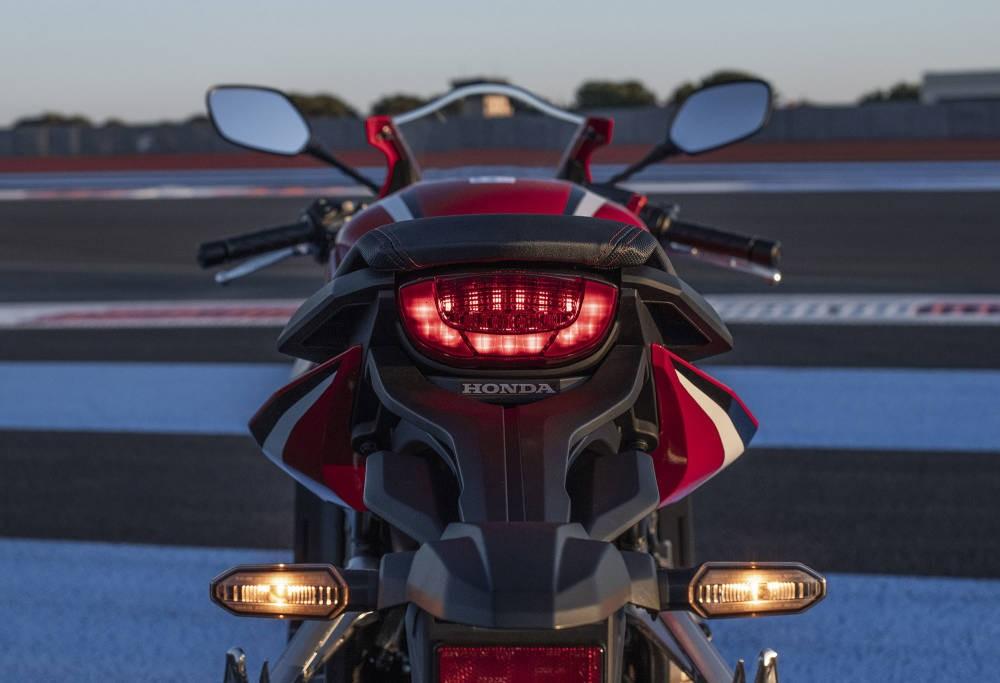 Honda CBR 650 R (2021)