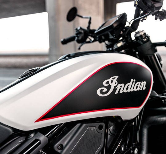 Indian FTR S
