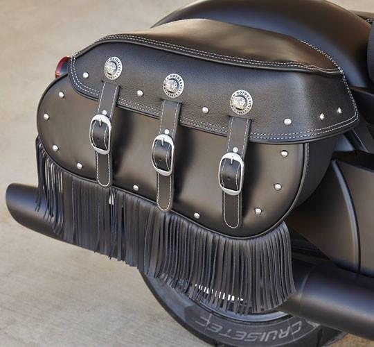 Indian Vintage Dark Horse