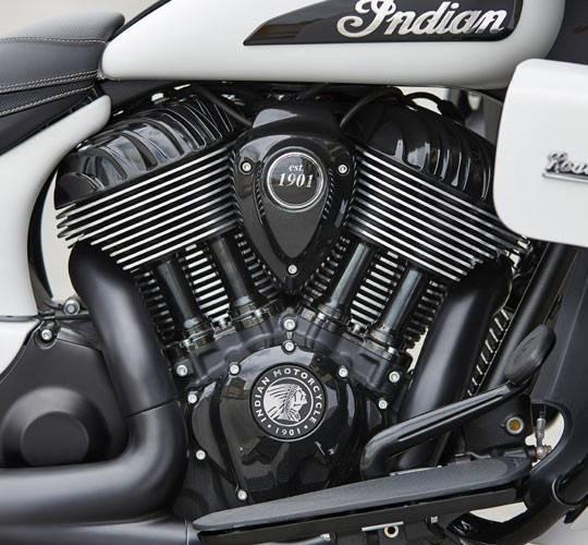Indian Roadmaster Dark Horse