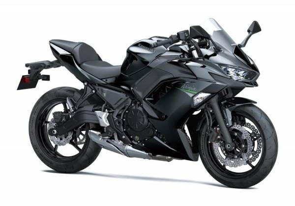 Kawasaki Ninja 650 2021 - negru