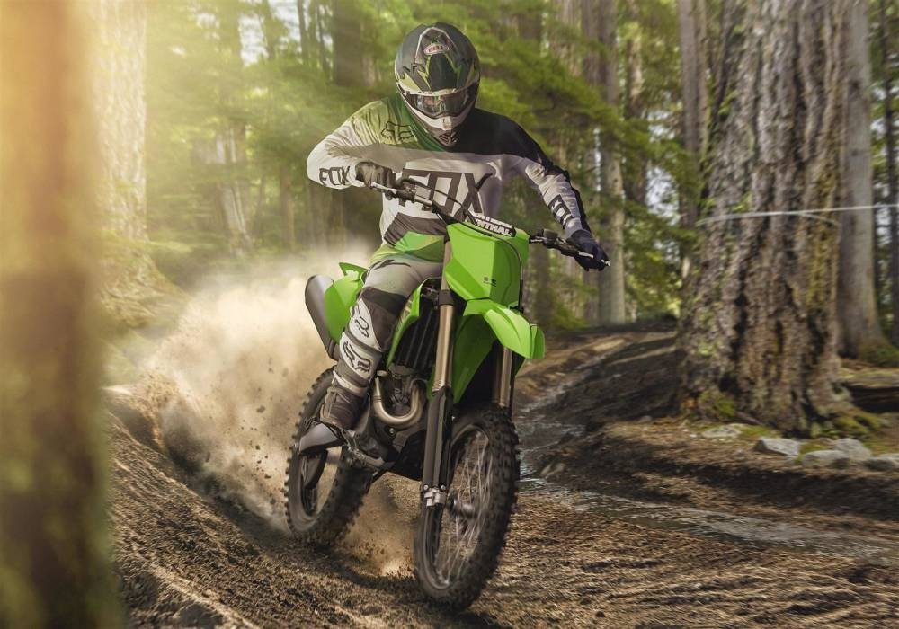 Kawasaki KX450X 2021