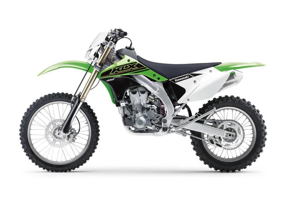 Kawasaki KLX450R 2021