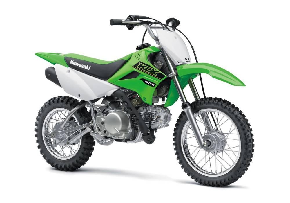 Kawasaki KLX110R 2021