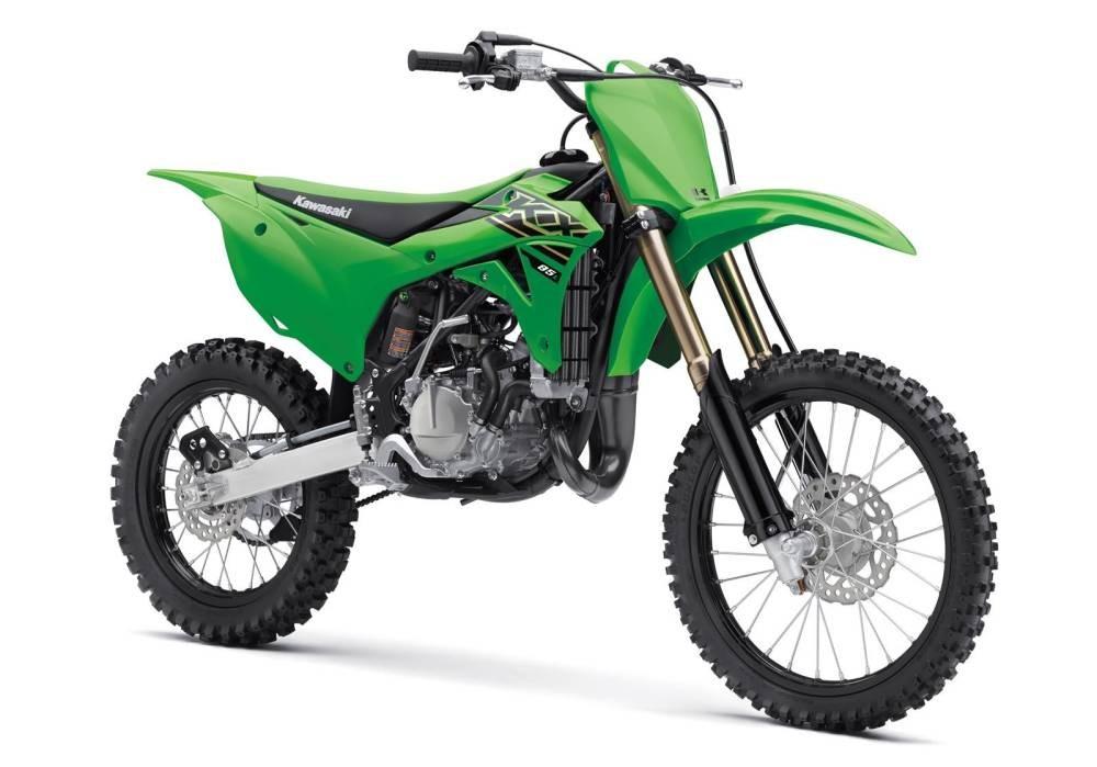 Kawasaki KX85 II 2021