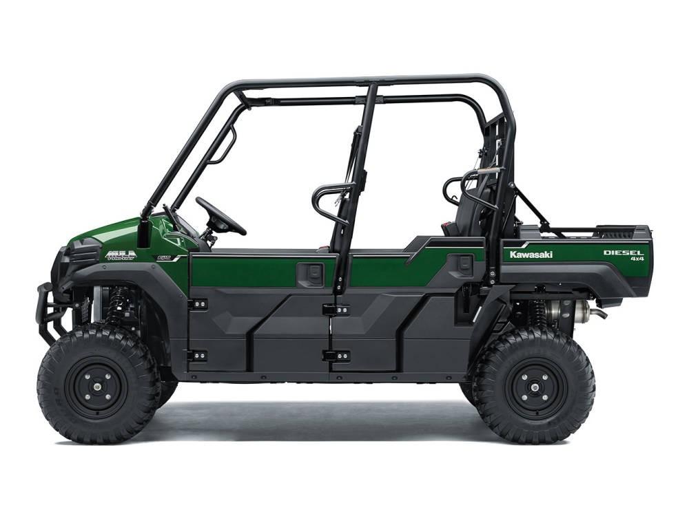 Kawasaki MULE PRO-DXT 2021