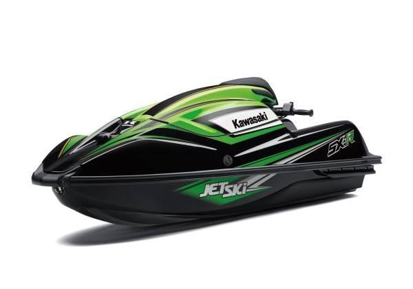 Kawasaki SX-R 2021