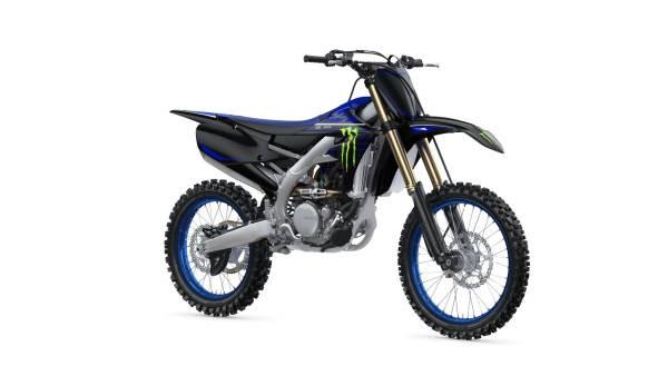 Yamaha  YZ250F Monster Energy Racing Edition